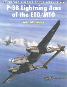 P-38 Lightning Aces of the ETO/MTO (Osprey Aircraft of the Aces 19) (repost)