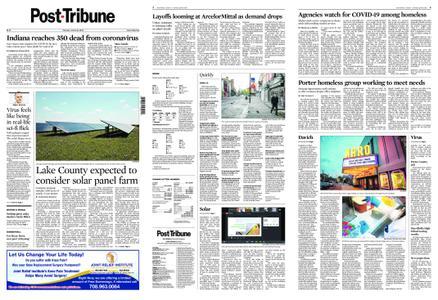 Post-Tribune – April 14, 2020
