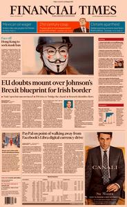 Financial Times UK – 04 October 2019