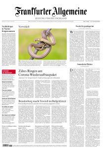 Frankfurter Allgemeine Zeitung - 20 Juli 2020