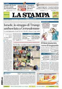 La Stampa Torino Provincia e Canavese - 6 Dicembre 2017