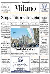 la Repubblica Milano - 26 Maggio 2020
