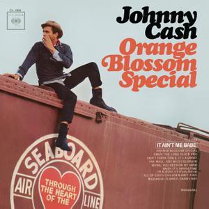 Johnny Cash - Orange Blossom Special (1965/2014) [Official Digital Download 24/96]