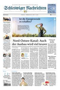 Schleswiger Nachrichten - 01. Februar 2019