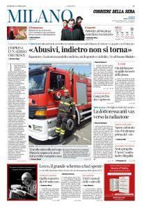 Corriere della Sera Milano - 8 Aprile 2018