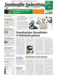 Lauenburgische Landeszeitung - 24. August 2017