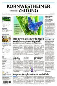 Kornwestheimer Zeitung - 22. Mai 2018