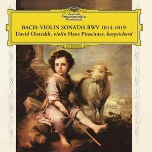 David Oistrakh and Hans Pischner - Bach Sonatas BWV 1014-1019 (2016)