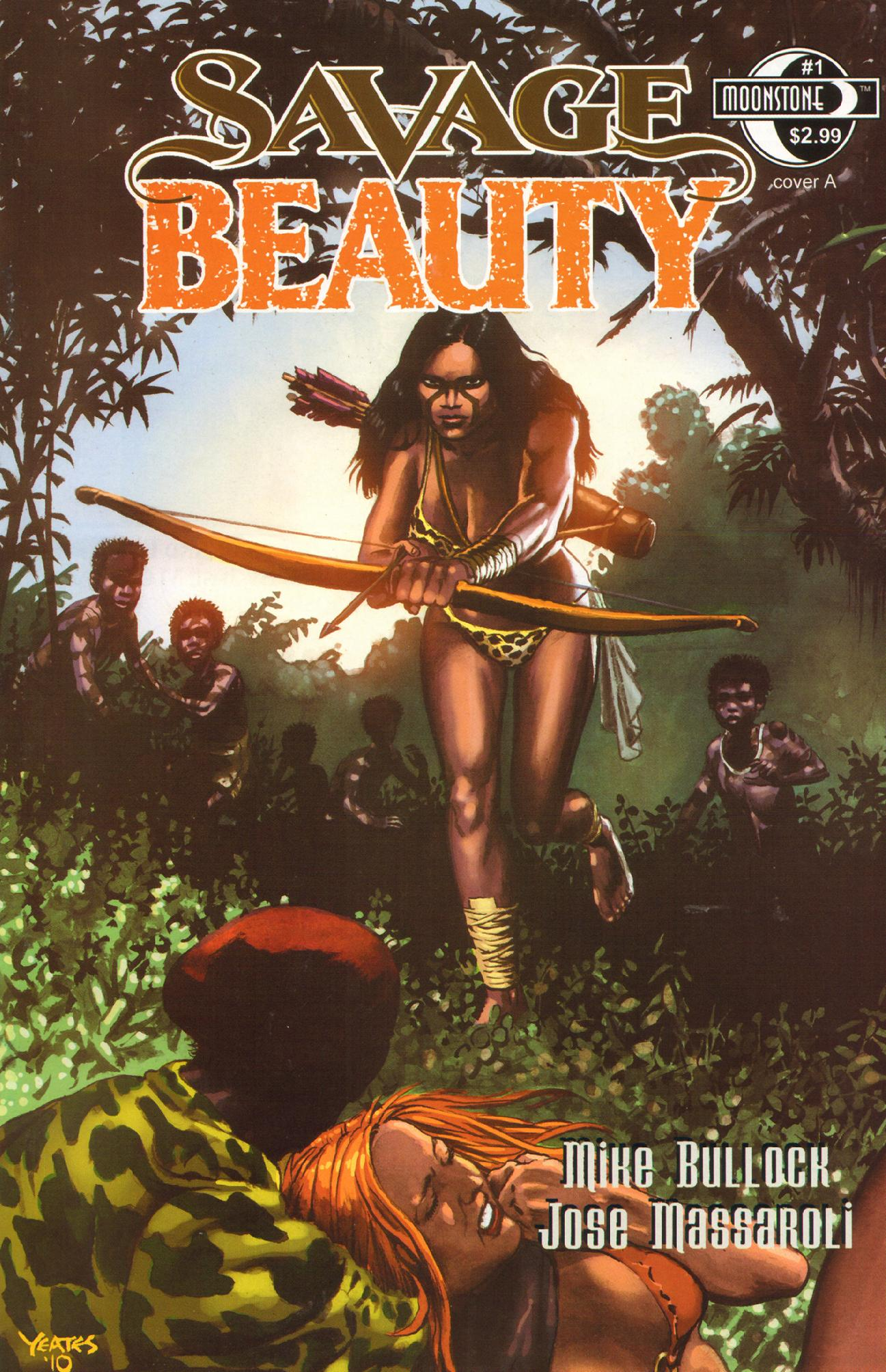 Savage Beauty #1 (2011)