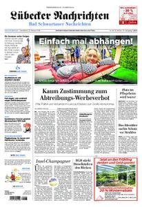 Lübecker Nachrichten Bad Schwartau - 23. Februar 2019
