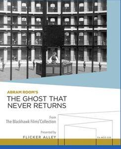 The Ghost That Never Returns (1930) + Extras