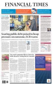 Financial Times USA - May 27, 2020
