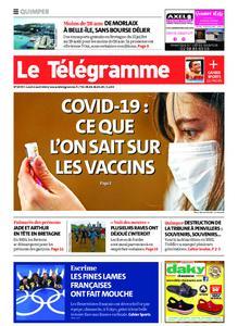 Le Télégramme Quimper – 02 août 2021