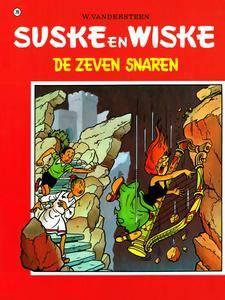 Suske En Wiske - 079 - De Zeven Snaren