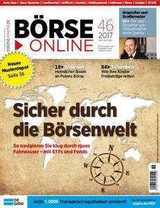 Börse Online - 16. November 2017