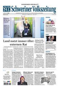 Schweriner Volkszeitung Hagenower Kreisblatt - 18. März 2019