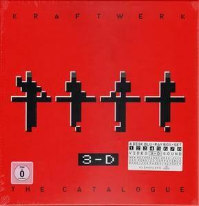 Kraftwerk 3-D: The Catalogue 2012-2016 (2017) [4 x Blu-ray] Re-up