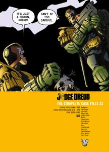 Judge Dredd The Complete Case Files 32 2018 Digital Minutemen