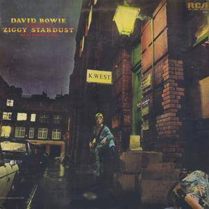 David Bowie - The Rise And Fall Of Ziggy Stardust And The Spiders From Mars (1972) US Pressing - LP/FLAC In 24bit/96kHz