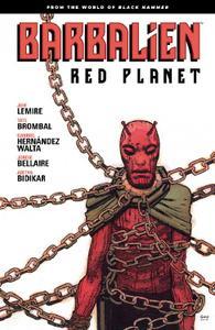 Dark Horse-Barbalien Red Planet From The World Of Black Hammer 2021 Hybrid Comic eBook