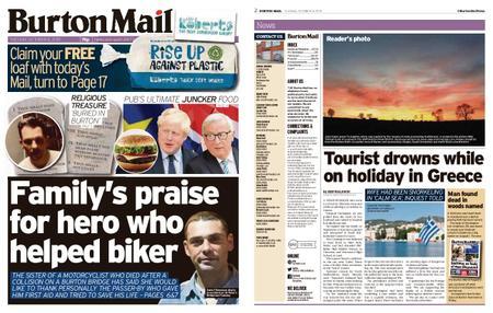 Burton Mail – October 08, 2019