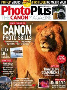PhotoPlus - Issue 129 - August 2017
