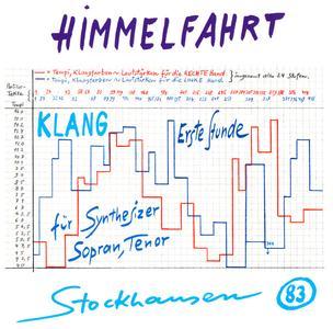 Karlheinz Stockhausen - Himmelfahrt - 1st Stunde aus Klang (2006) {Stockhausen-Verlag No. 83}