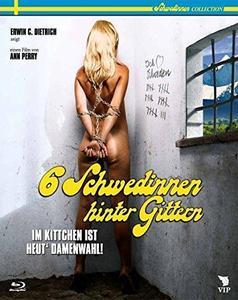Ballgame (1980) 6 Schwedinnen Hinter Gittern