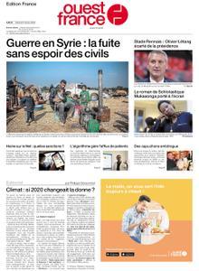 Ouest-France Édition France – 08 février 2020