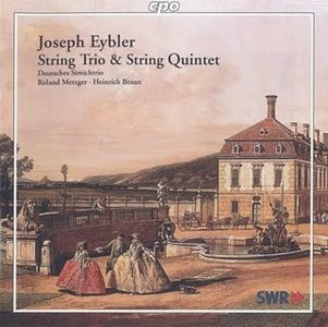 Eybler - String Trio & String Quintet