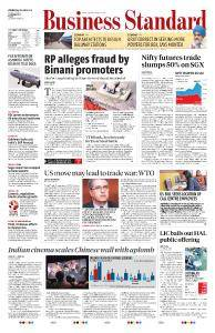 Business Standard - March 21, 2018