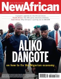 New African - February 2017