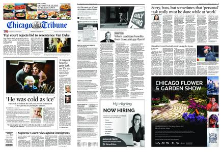 Chicago Tribune – March 20, 2019