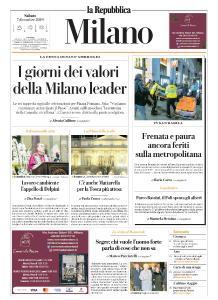 la Repubblica Milano - 7 Dicembre 2019