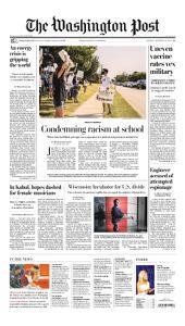 The Washington Post - October 11, 2021