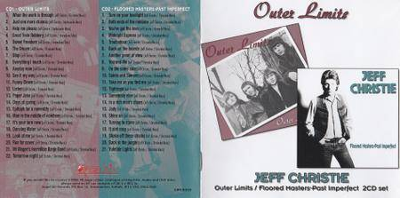 Outer Limits & Jeff Christie - Outer Limits/ Floored Masters - Past Imperfect (2008) 2 CD