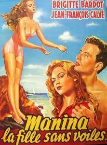 Manina, La fille san voiles (1952)