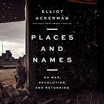 Places and Names: On War, Revolution, and Returning [Audiobook]