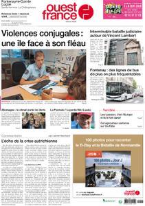 Ouest-France Fontenay-le-Comte - Luçon – 22 mai 2019