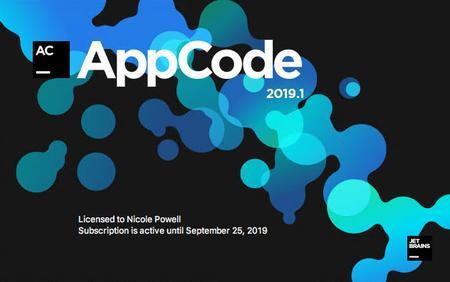 JetBrains AppCode 2019.1.2 macOS