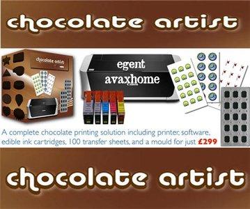Chocolate Artist v8.1