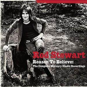 Rod Stewart - Reason To Believe: The Complete Mercury Recordings (2002/2019)
