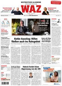 WAZ Westdeutsche Allgemeine Zeitung Duisburg-Mitte - 23. Mai 2019