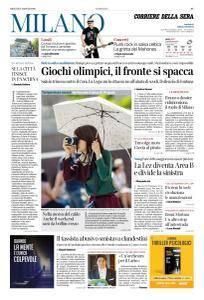 Corriere della Sera Milano - 2 Agosto 2018
