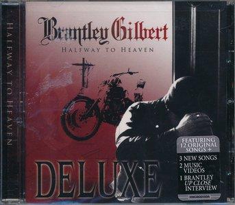 Brantly Gilbert - Halfway To Heaven (2010) {2011, Deluxe Edition, Enhanced}