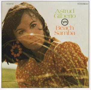 Astrud Gilberto - Beach Samba (1967) {Verve 314 519 801-2, Remastered & Expanded Edition rel 1993}