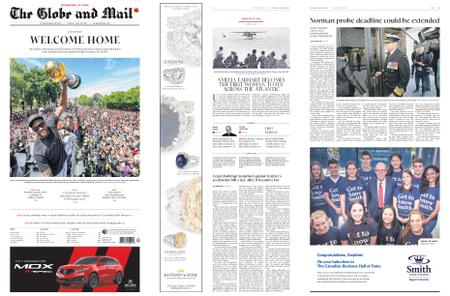 The Globe and Mail – June 18, 2019