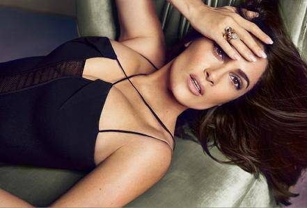 Salma Hayek by Max Abadian for Red Magazine July 2016