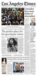 Los Angeles Times  November 21 2017