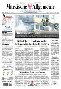 Neue Oranienburger Zeitung - 07. Mai 2018